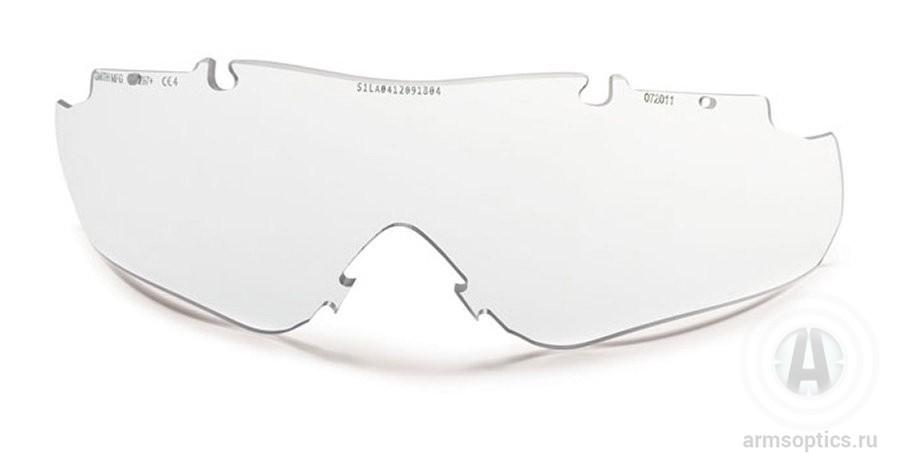 Линзы для очков Smith Optics AEGIS ARC/ECHO Compact, прозрачные