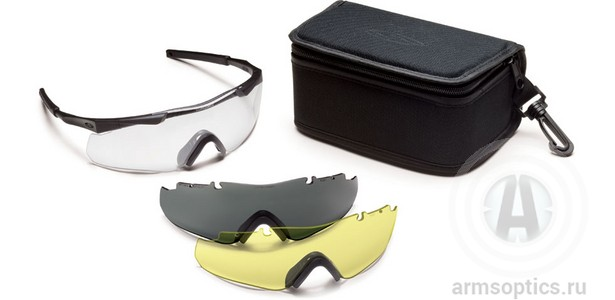 Тактические очки Smith Optics AEGIS ARC (3 линзы)