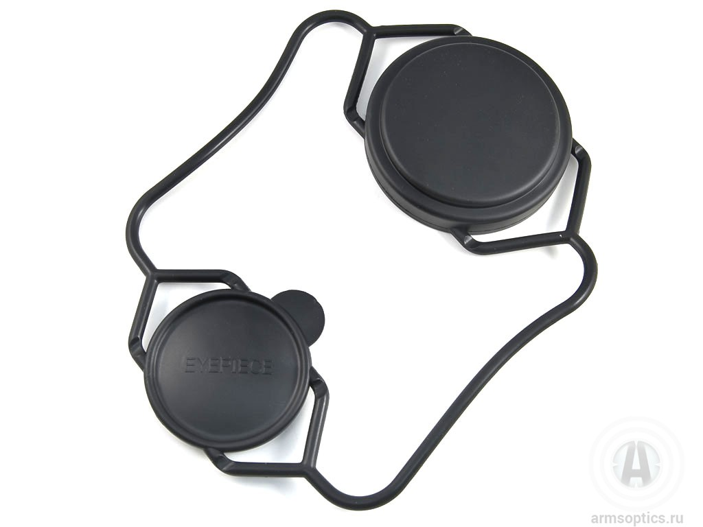 Колпачки для Elcan Specter DR 1.5x-6x, Черные