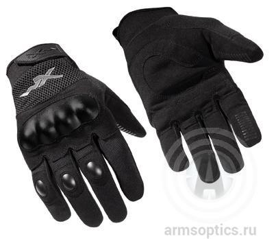 Перчатки тактические Wiley X DURTAC, черные