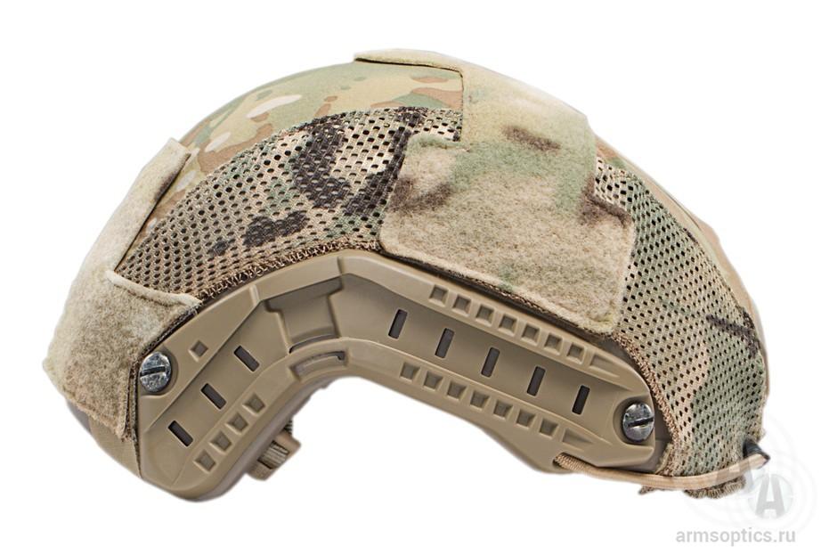 Камуфляжная сетка на шлем Ops-Core, Multicam