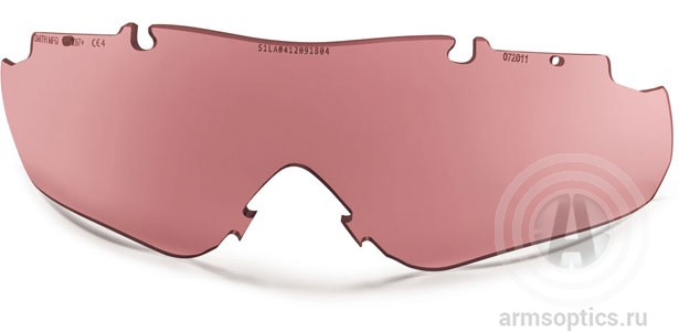 Линзы для очков Smith Optics PIVLOCK ECHO MAX, Ignitor