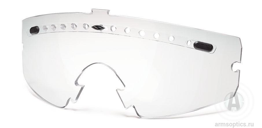 Линзы для очков Smith Optics LOPRO Regulator, прозрачные