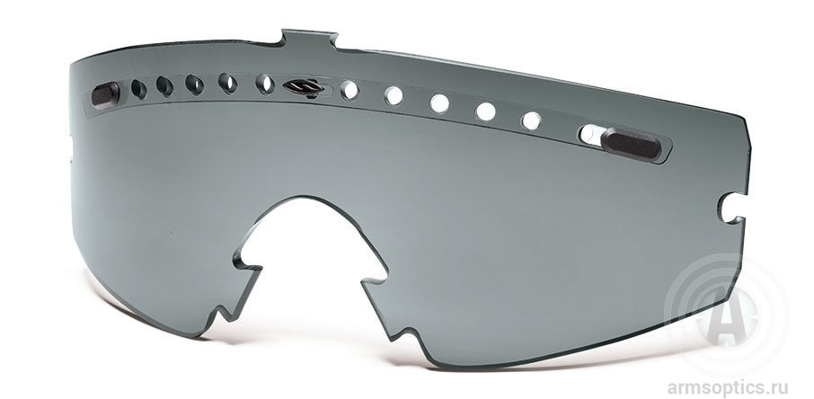 Линзы для очков Smith Optics LOPRO Regulator, серые