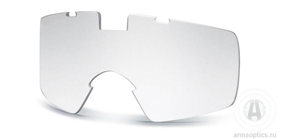 Линзы для очков Smith Optics OUTSIDE THE WIRE TurboFan, прозрачные