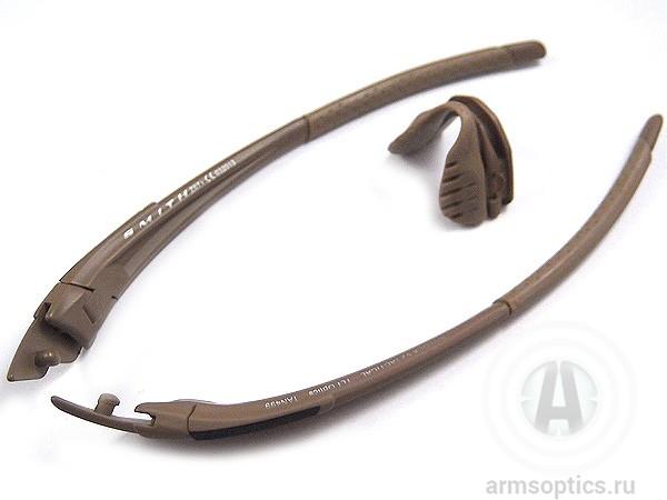 Дужки и наносник в комплекте для очков  Smith Optics PIVLOCK Tactical