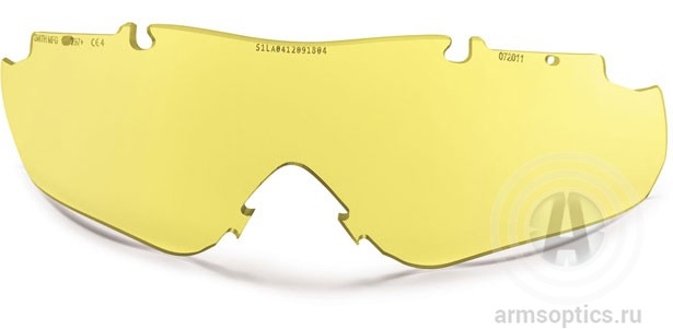 Линзы для очков Smith Optics AEGIS ARC, желтые