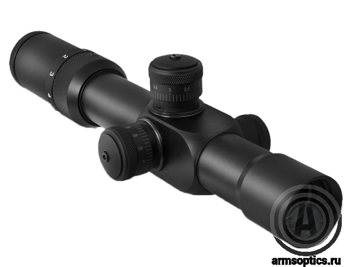 Прицел U.S. Optics SR-8s 1-8x27 C2 Mil