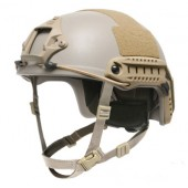 Ops-Core Fast Ballistic High Cut, Tan