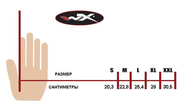 Размеры Wiley X