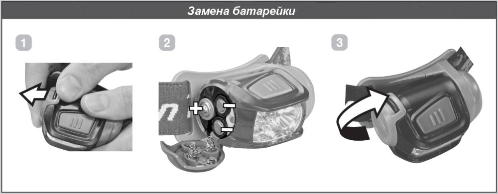 Инструкция к фонарю Remix Pro MPLS